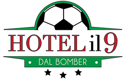 Hotel il 9 dal Bomber Logo